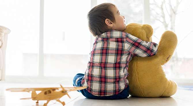 Çocuğunuz otizmli mi?