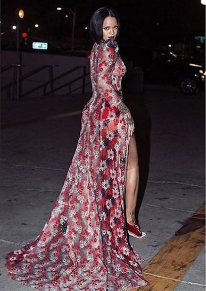 Rihanna- Foto: Sosyal Medya