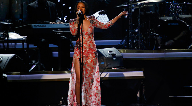 Rihanna - Foto: Reuters