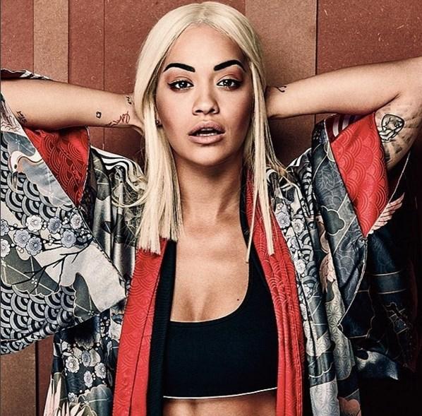 Rita Ora- Foto: Sosyal Medya