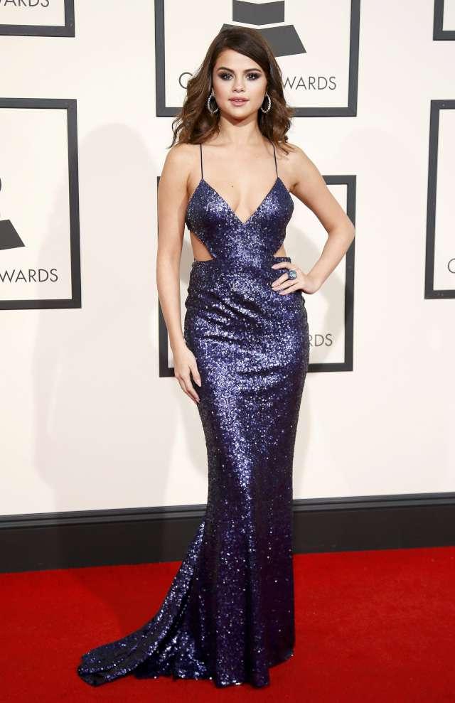 Selena Gomez Grammy Ödülleri Foto: Reuters