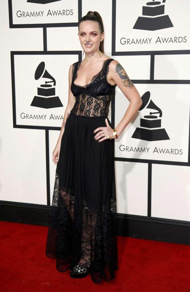 Tove Lo Grammy 2016 Foto: Reuters