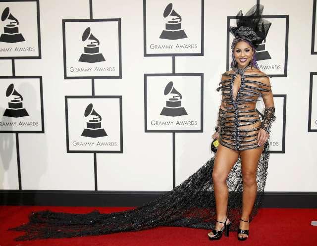 Joy Villa Grammy 2016 Foto: Reuters