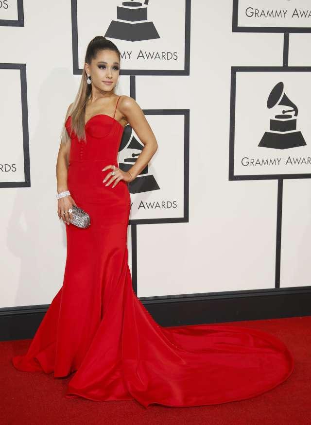 Ariana Grande- Grammy Ödülleri Foto: Reuters