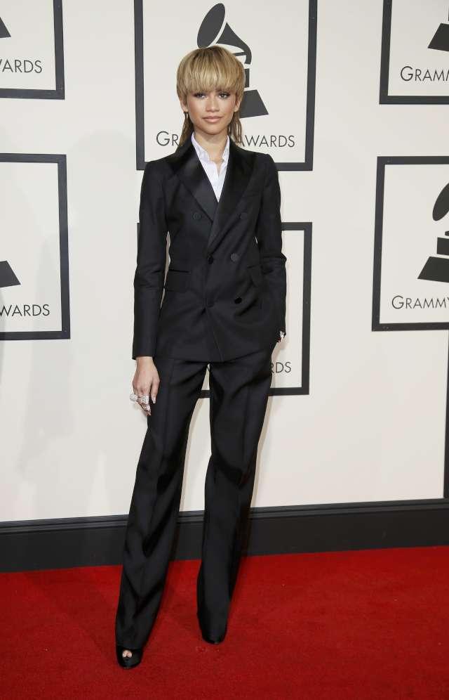 Zendaya- Grammy Ödülleri Foto: Reuters