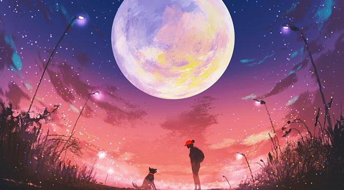 Ay Yengeç burcuna geçecek (17 Şubat Çarşamba)