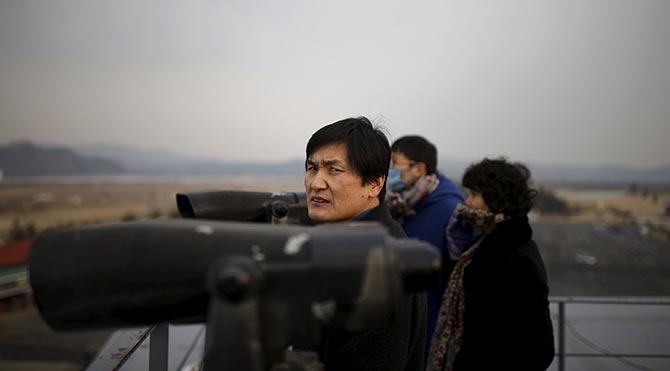 ABD, Güney Kore'ye 4 savaş uçağı gönderecek