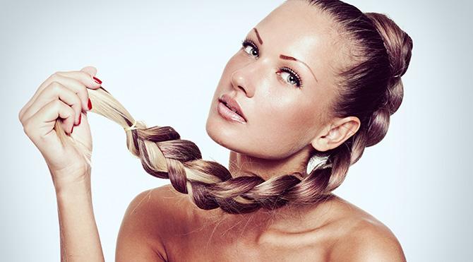 ışıltılı saç - Foto: Shutterstock