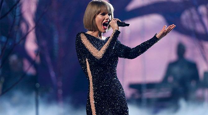 taylor swift Grammy Ödülleri Foto: Reuters