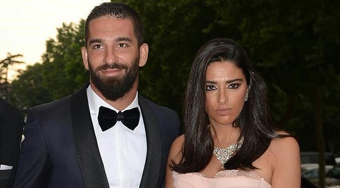 Arda Turan ve Aslıhan Doğan ayrıldı iddiası