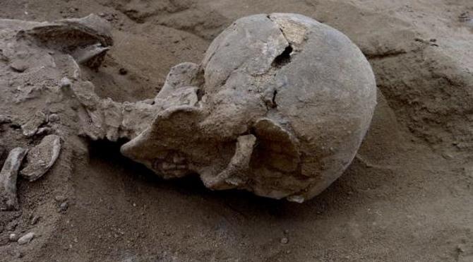 Tarihin En Eski Katliamına Ait Kalıntılar Bulundu!