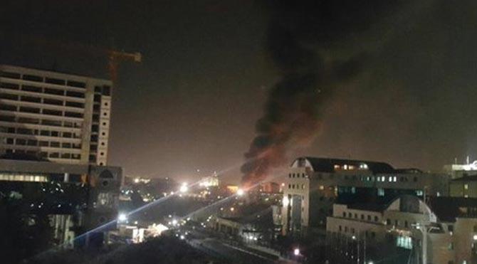 Ankara'da terör saldırısı: 5 şehit, 10 yaralı