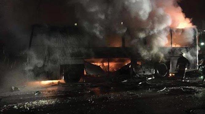 Ankara'da terör saldırısı: 21 şehit 61 yaralı!