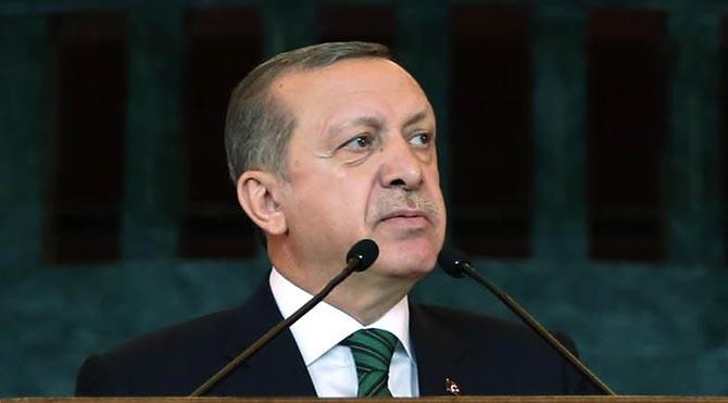 Erdoğan'dan Ankara saldırısı sonrası ilk açıklama