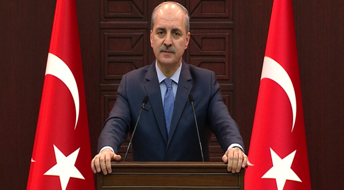 """Ankara patlamasına ilişkin hükümetten """"tesadüfen"""" açıklaması"""