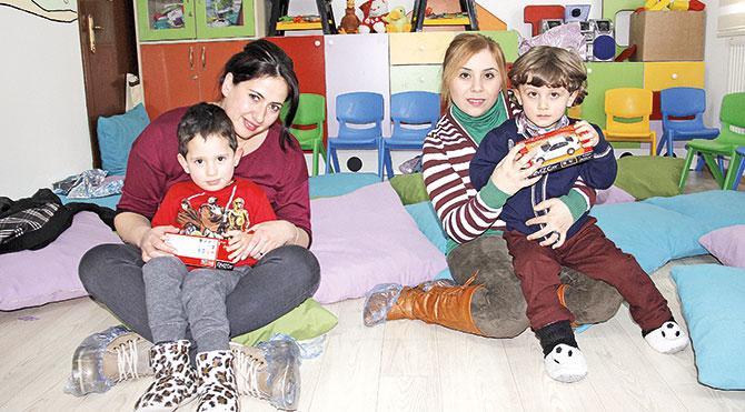 Annelere masal odası
