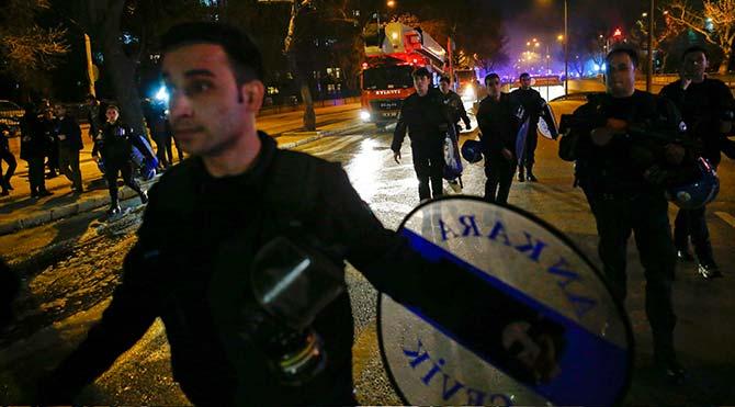 Dünya, Ankara saldırısını böyle gördü