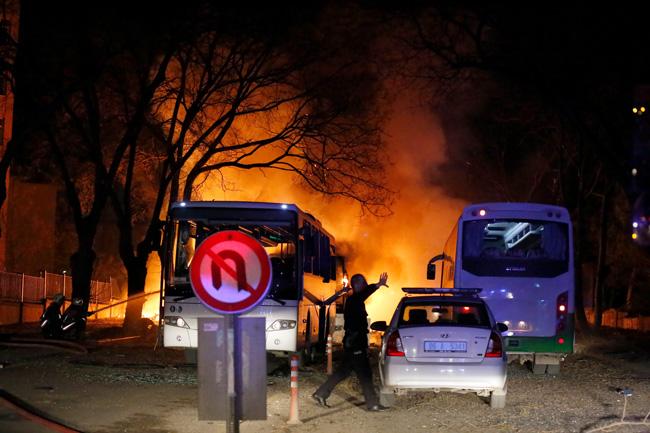 Ankara saldırısı son durum: Bombalı saldırıda 28 ölü 61 yaralı!