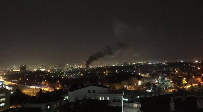 Ankara'da hain saldırı!