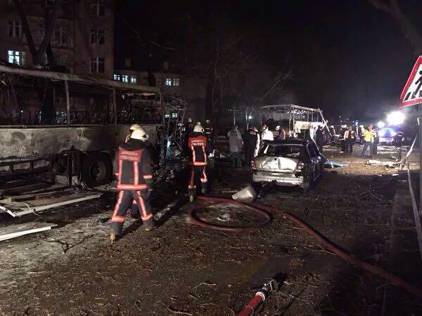 Ankara'daki saldırıyı düzenleyen teröristin kimliği belirlendi