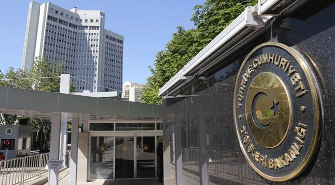 Ankara saldırısı sonrası 6 ülkenin büyükelçisi Dışişlerine çağrıldı