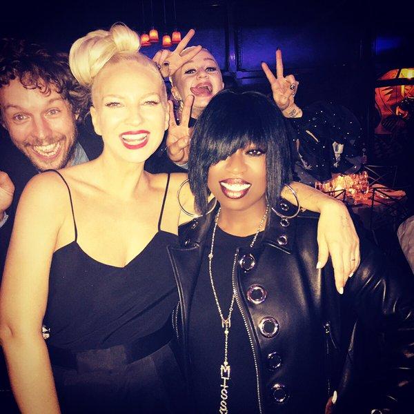 Sia ve Missy Elliott Foto: Sosyal Medya