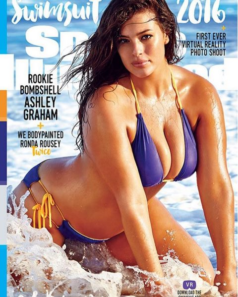 Ashley Graham Foto: Sosyal Medya