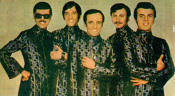 60'ların efsane grubu Mavi Işıklar COOP sahnesinde