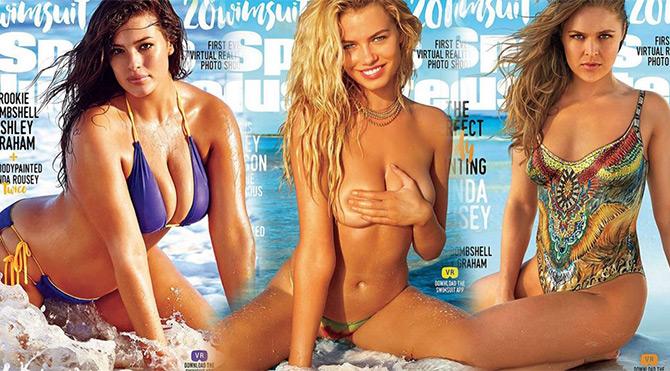 Bikini sayısına 3 özel kapak