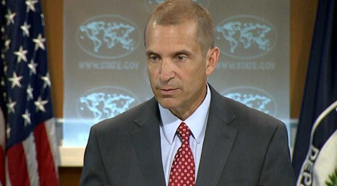 ABD sözcüsü: Aksi ispatlanıncaya kadar YPG'ye güveniyoruz