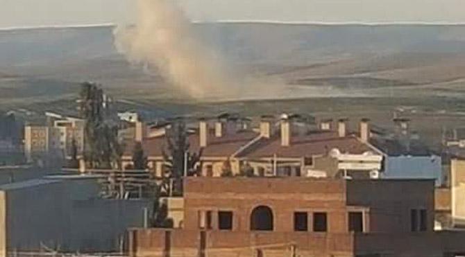 PKK'dan okula molotoflu saldırı