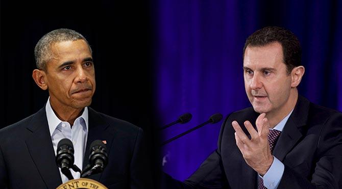 Economist: Obama gidecek, Esad kalacak