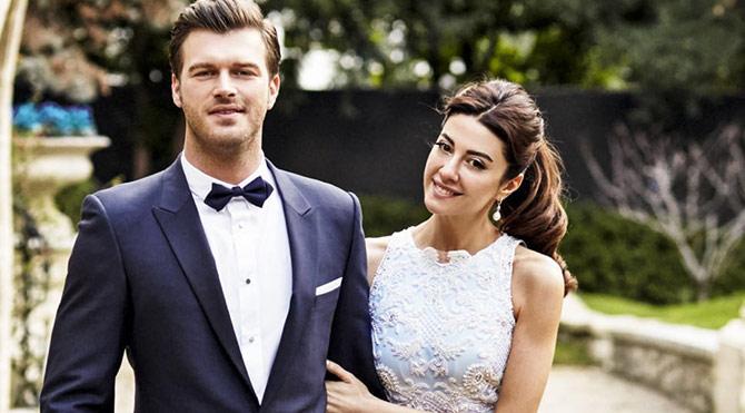 Kıvanç Tatlıtuğ evlendi