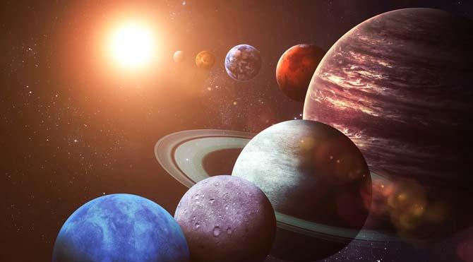 Kollektif bilinci, kolektif hareketleri sembolize eden gezegenler, Plüton, Uranüs ve Neptün'dür...