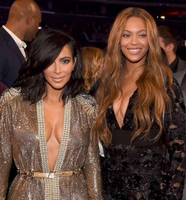 beyonce kim kardashian Foto: Sosyal Medya