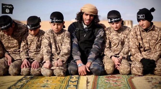 'IŞİD saflarında ölen çocuk sayısı iki katına çıktı'