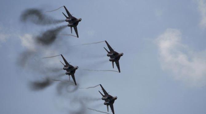 Rusya Ermenistan'daki hava üssüne takviye yaptı