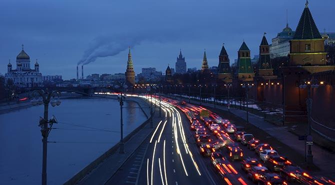 Rusya'da iki trafik cezasına sınır dışı