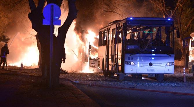 Ankara'da 28 can göz göre göre şehit olmuş