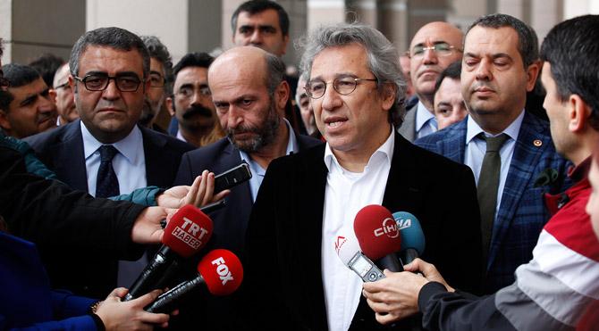 AKP'de Can Dündar ve Erdem Gül tartışması