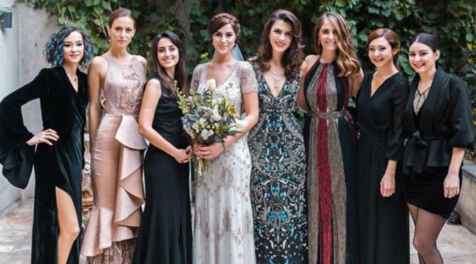 Ünlü moda bloggerı evlendi
