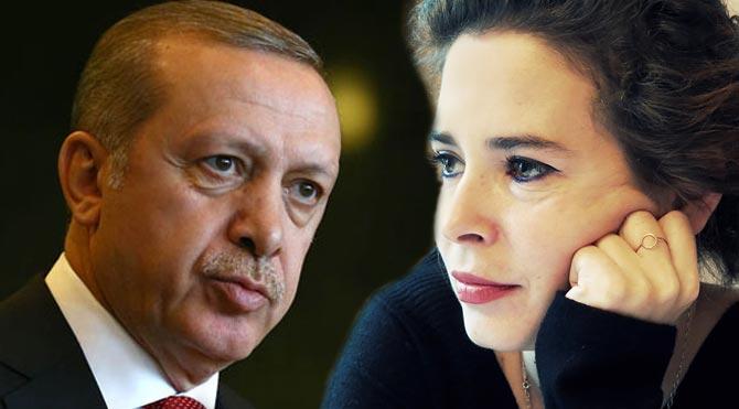 """Pelin Batu: """"Erdoğan'ın 'tahammülsüzlüğünü' 16 yaşımdayken gördüm"""""""