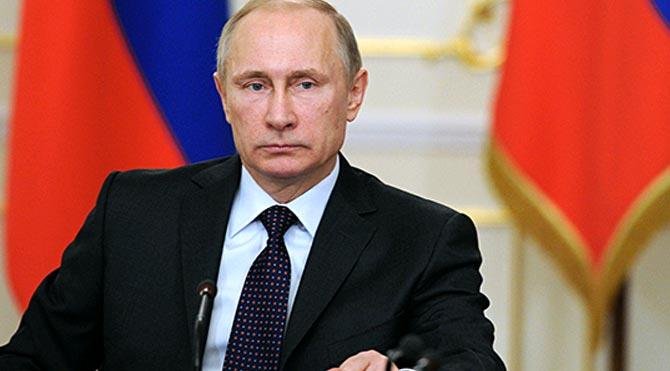 Putin Suriye'deki ateşkes kararı sonrası açıklama yaptı