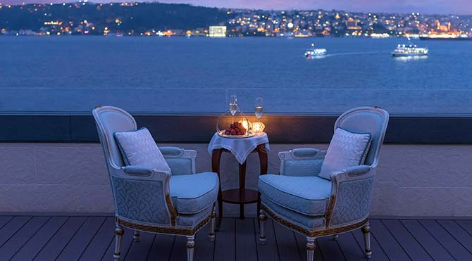 Dünyanın En Pahalı 10 Otel Odasından Biri Istanbulda Dünya Haberleri