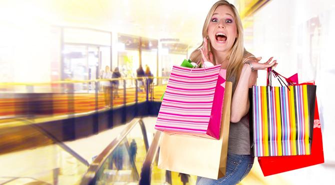 Alışverişi neden bu kadar seviyoruz?