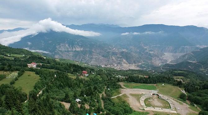 Maden ocağının Cerattepe'de kaybettireceği 8 şey