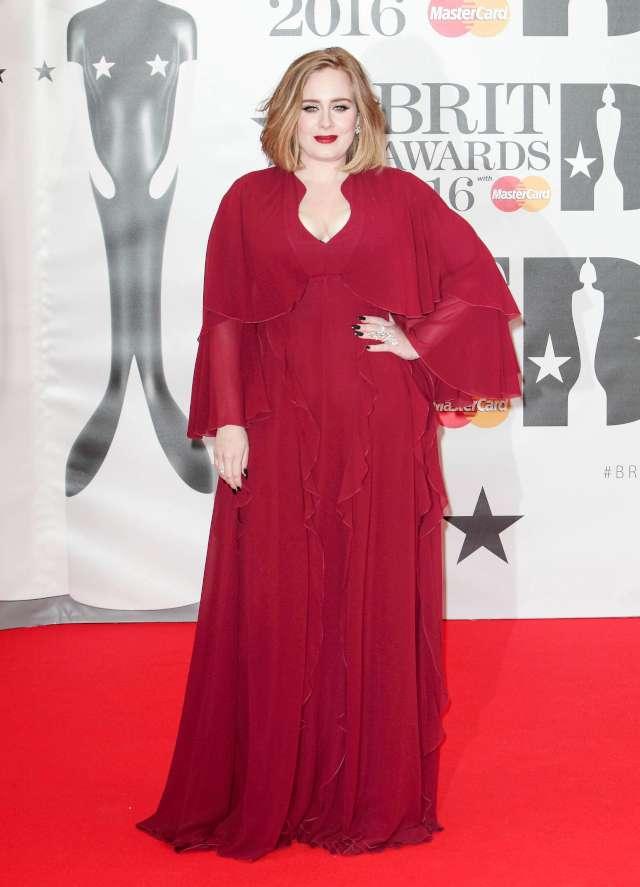 Adele Foto: FameFlynet