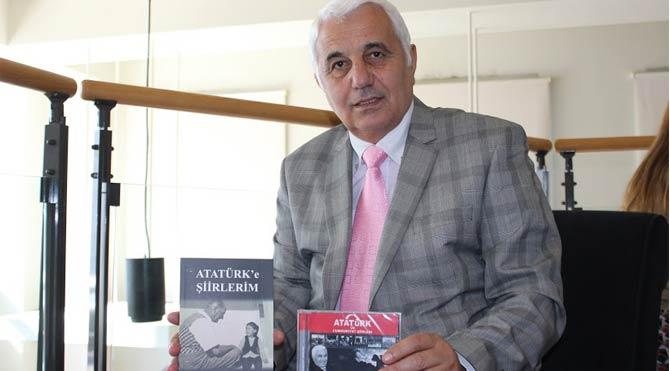 Murat Haydaroğlu Atatürk'ü yazdı