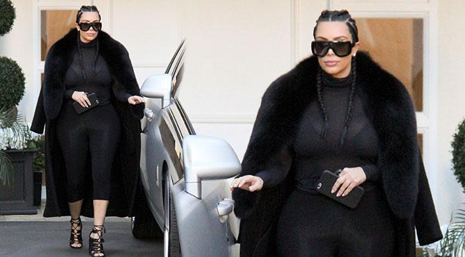 Kim Kardashian: Kendimi motive etmek zorundayım