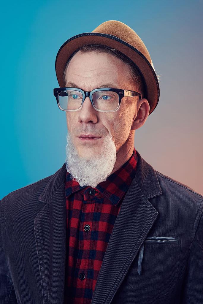 köpüklü sakal